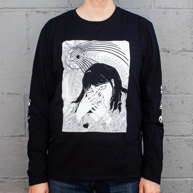 JAY SOM Eyeball Long Sleeve T-Shirt