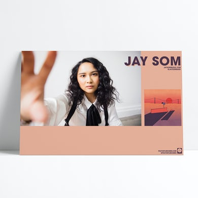 "JAY SOM Anak Ko Tour Poster (11""x17"")"