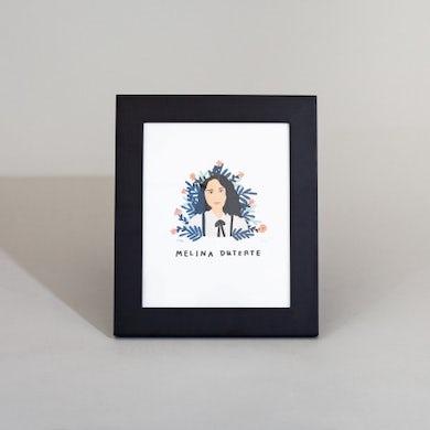 "Melina Duterte (Jay Som) Art Print (8""x10"")"