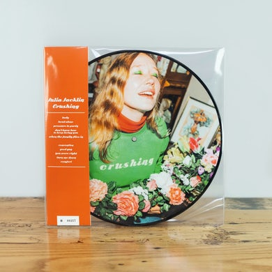Julia Jacklin Crushing (Picture Disc Edition)