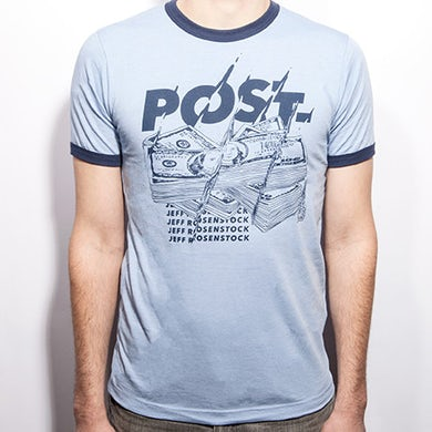 Jeff Rosenstock Warped Money T-Shirt