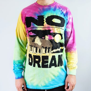 Jeff Rosenstock Psychedelic Dream Tie-Dye Long Sleeve Shirt