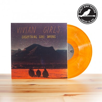 Everything Goes Wrong (Vinyl)
