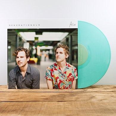 Generationals Alix (Vinyl)