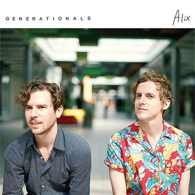 Generationals Alix (Garage Sale)