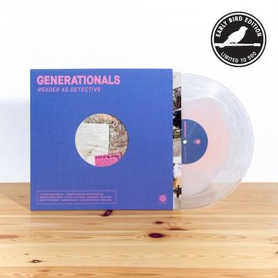 Generationals Reader As Detective (Vinyl)