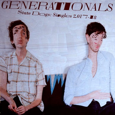Generationals State Dogs: Singles 2017-18 (Garage Sale)