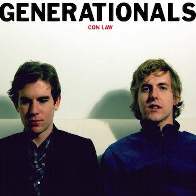 Generationals Con Law (Garage Sale)