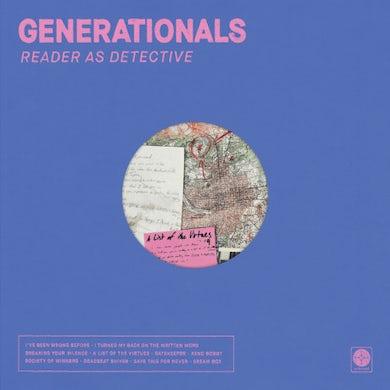 Generationals Reader As Detective (Garage Sale)