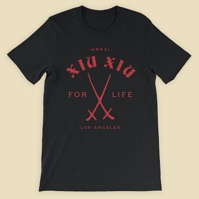 Xiu Xiu For Life T-Shirt