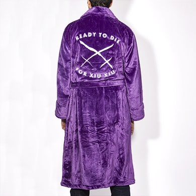 Xiu Xiu To Die For Embroidered Robe