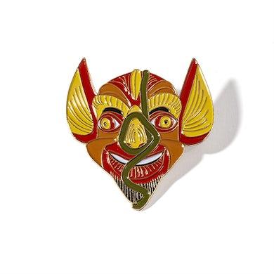 Xiu Xiu Mask Enamel Pin