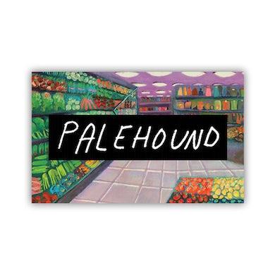 Palehound Sticker