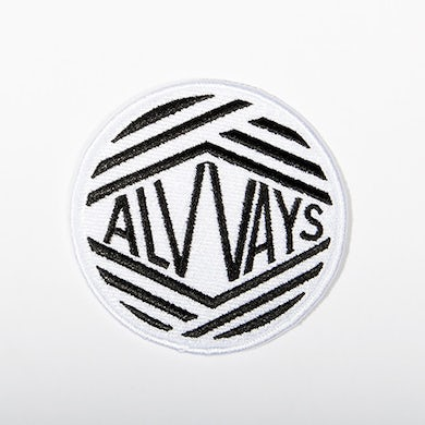 "Alvvays Embroidered 3"" Patch"