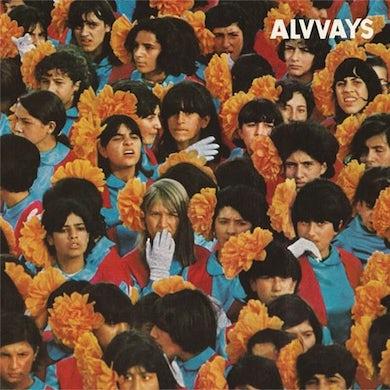 Alvvays LP Jacket