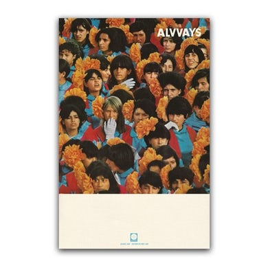 "Alvvays Poster (11""x17"")"