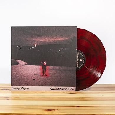 Antarctigo Vespucci Love in the Time of E-Mail (Vinyl)