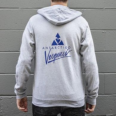 Antarctigo Vespucci AV Online Zip-Up Sweatshirt (Garage Sale)