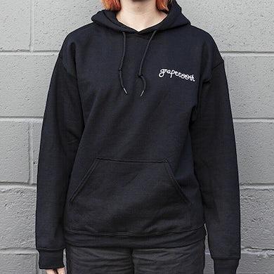 Grapetooth Embroidered Logo Hooded Sweatshirt