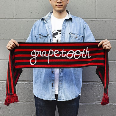 Grapetooth Soccer Scarf