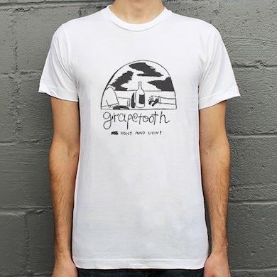 Grapetooth Don't Mind Livin T-Shirt (Garage Sale)