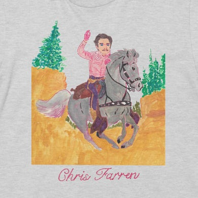 Chris Farren Stallion Long Sleeve Shirt