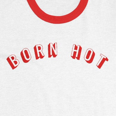 Chris Farren Born Hot Ringer T-Shirt