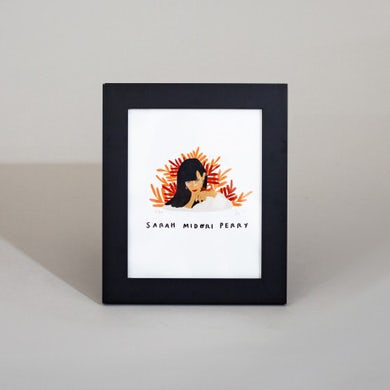 """Sarah Midori Perry (Kero Kero Bonito) Art Print (8""""x10"""")"""