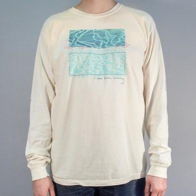 I Was Born Swimming Long Sleeve T-Shirt