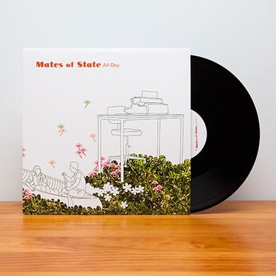 Mates Of State All Day (Vinyl)