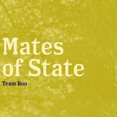 Mates Of State Team Boo (Garage Sale)