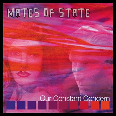 Mates Of State Our Constant Concern CD