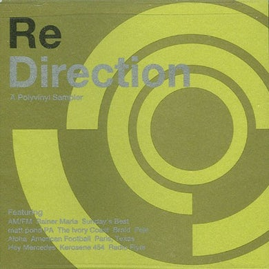 Kerosene 454 ReDirection CD