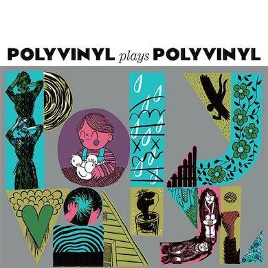 Aloha Polyvinyl Plays Polyvinyl (Garage Sale)