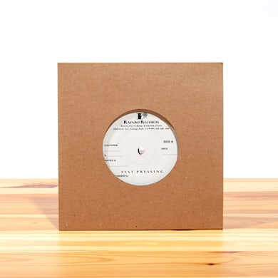 The M's Turn On, Tune In, Drop Out (Test Pressing)
