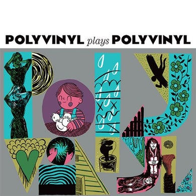 Fred Thomas Polyvinyl Plays Polyvinyl (Garage Sale)