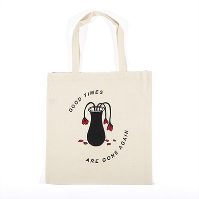 Fred Thomas Good Times Are Gone Again Tote (Garage Sale)