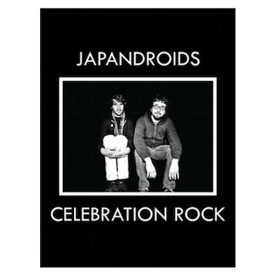 "Japandroids Celebration Rock Poster (18""x24"")"