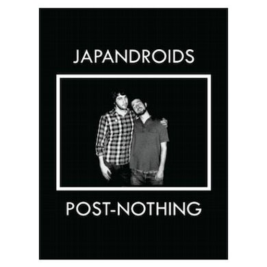 "Japandroids Post-Nothing Poster (18""x24"")"