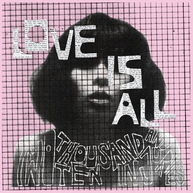 Love Is All Two Thousand And Ten Injuries CD