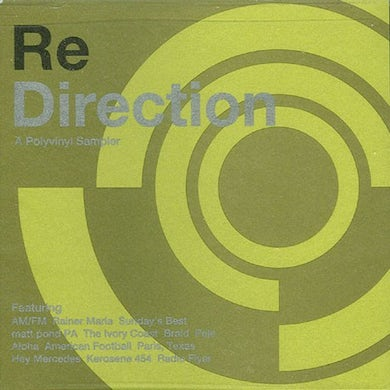 Pele ReDirection CD