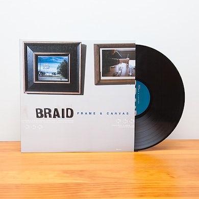 Braid Frame and Canvas (Vinyl)