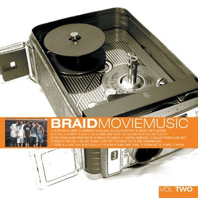 Braid Movie Music Vol. 2 (Vinyl)