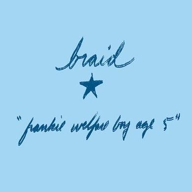 Braid Frankie Welfare Boy Age Five