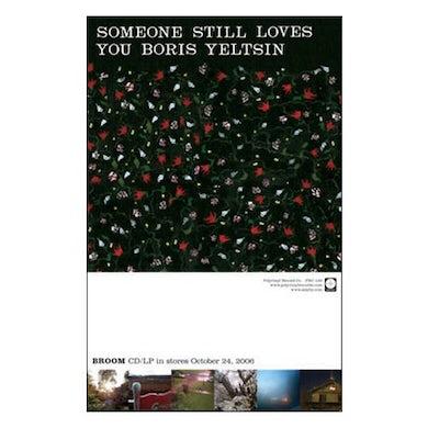 """Someone Still Loves You Boris Yeltsin Broom Poster (11""""x17"""")"""