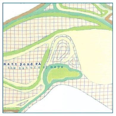 Matt Pond PA The Nature of Maps CD