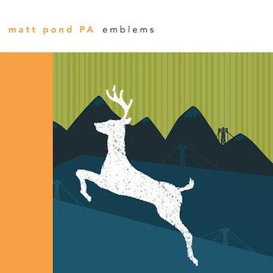 Matt Pond PA Emblems (Garage Sale)