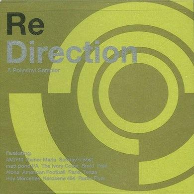 Matt Pond PA ReDirection CD