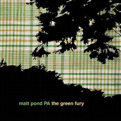 Matt Pond PA The Green Fury CD