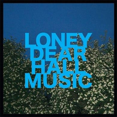 Loney Dear Hall Music CD